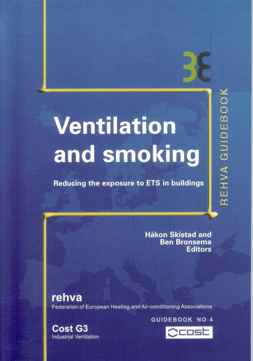 Ventilatie en roken